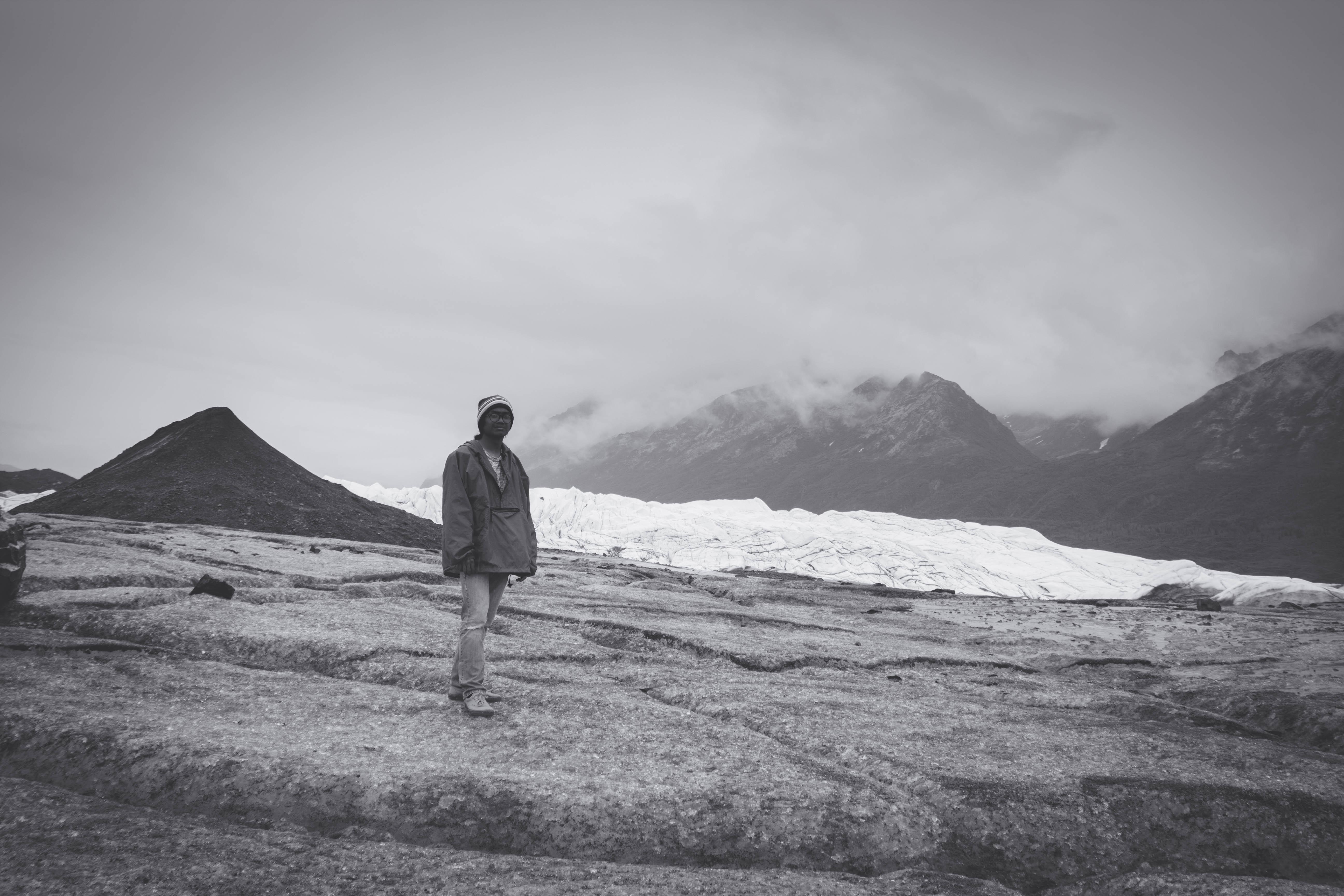 Matanuska Glacier Me-1